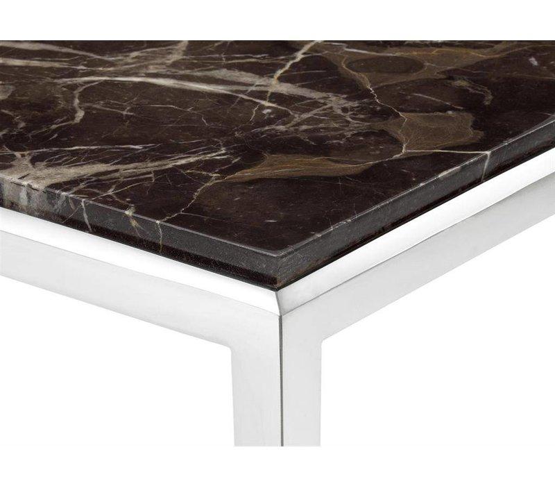 Design Console Table 'Henley' 90 x 24,5 x H. 90 cm