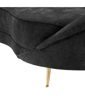 Eichholtz Couch Provocateur in schwarz