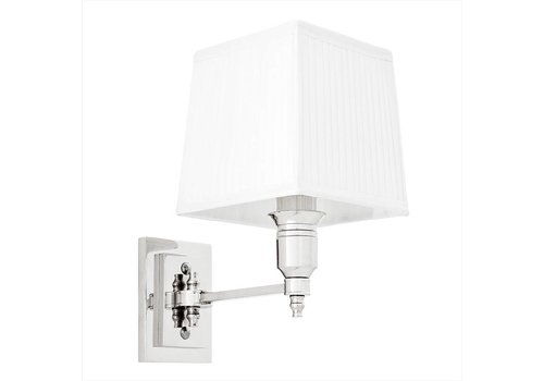 Eichholtz Wall lamp Lexington Single - White