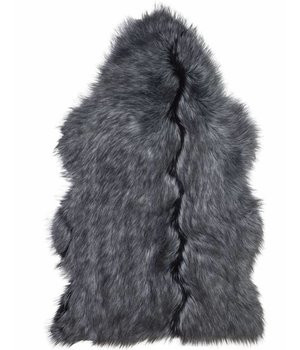Winter-home Schaffell 'Tamaskanwolf' 70 x 115 cm