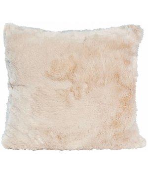 Winter-home Fellkissen 'Seal Sand' in 45cm x 45cm