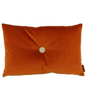 De Kussenfabriek Cushion Scott Color Burned Orange