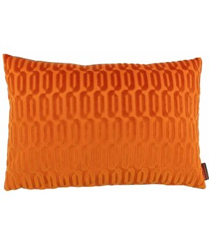 De Kussenfabriek Cushion Thelma color Orange