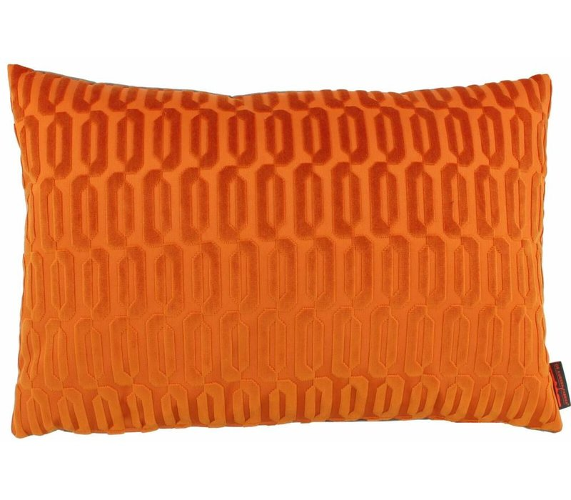 Cushion Thelma color Orange