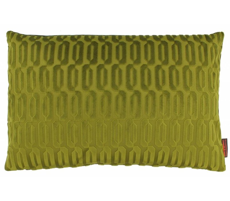 Cushion Thelma color Olive