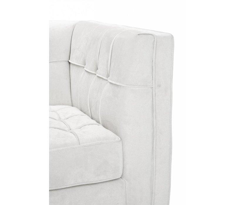 Chair 'Aldgate' Ecru Velvet