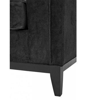Eichholtz Sessel 'Aldgate' Black Velvet