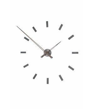 Nomon Large wall clock 'Tacón Graphite t' 105cm