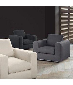 Eichholtz Eichholtz Chair 'Atlanta' Black Panama