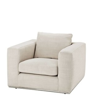 Eichholtz Eichholtz Chair 'Atlanta' Panama Neutral