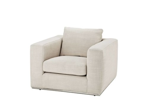 Eichholtz Chair 'Atlanta' Panama Neutral