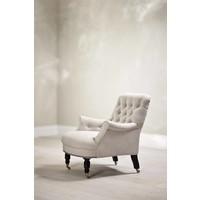 Eichholtz Chair 'Barrington' Linnen Neutral