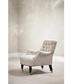 Eichholtz Eichholtz Chair 'Barrington' Linnen Neutral