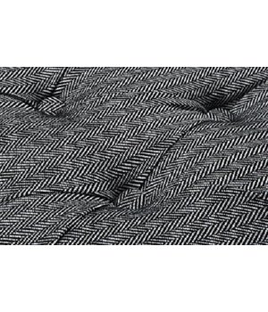 Eichholtz Eichholtz Stuhl 'Camden' Herringbone Black & White