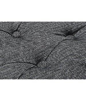 Eichholtz Sessel 'Camden' Herringbone Black & White