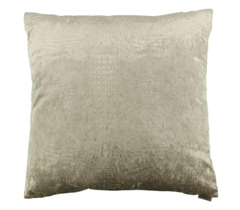 Throw pillow Esta color Sand