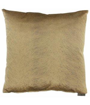 Claudi Cushion Perla color Camel