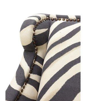 Eichholtz Sessel 'Jenner' Zebra Print
