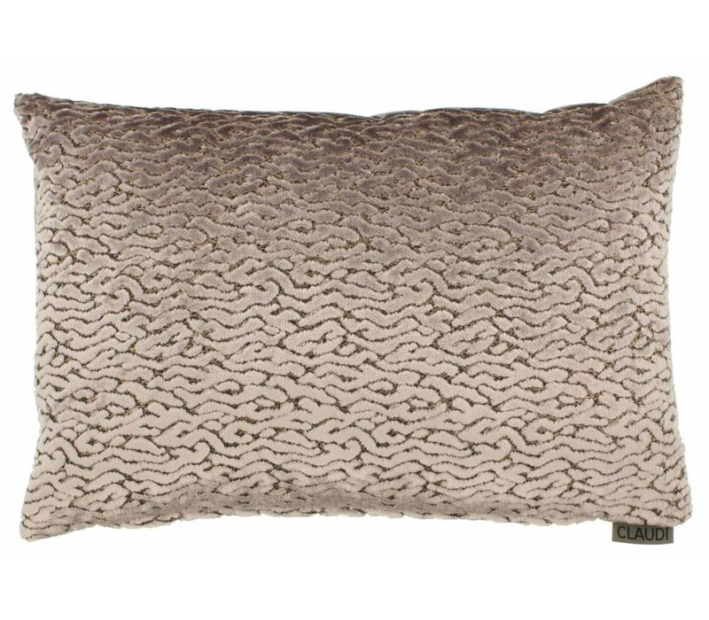 Cushion Taddeo color Nude