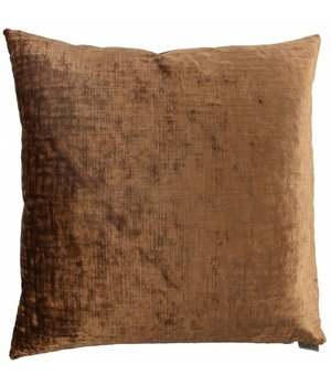 Claudi Cushion Sebastiano color Rust