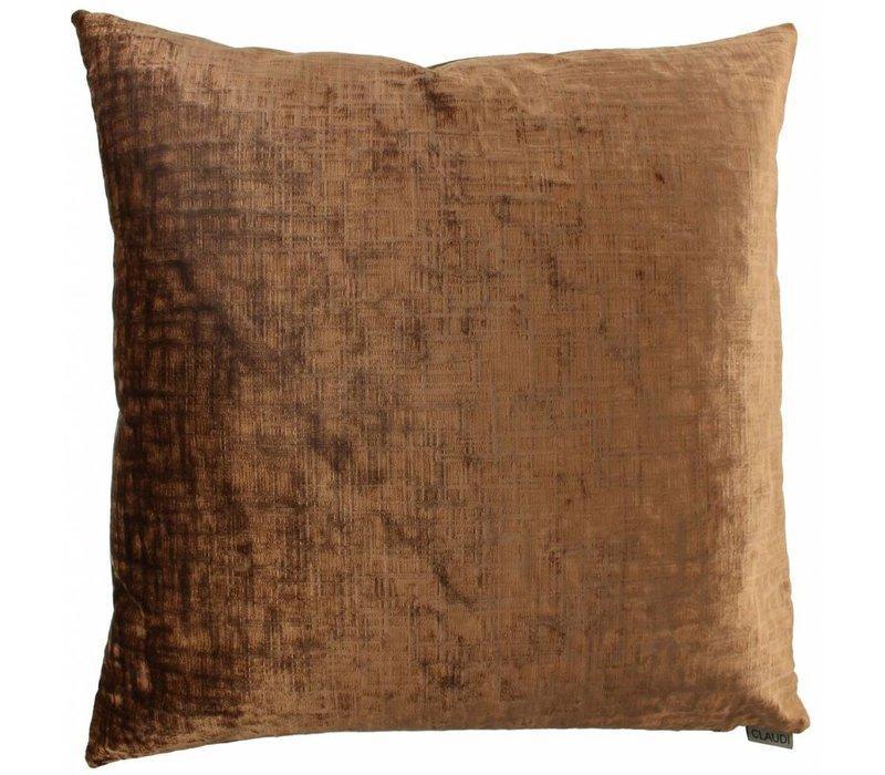 Zierkissen Sebastiano im Farbe Rust