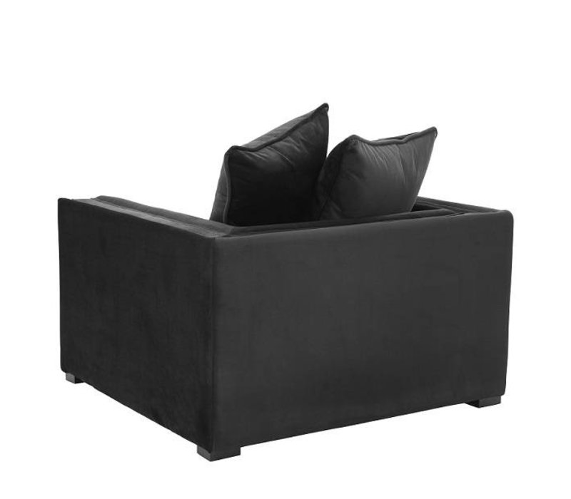 Chair 'Menorca' Jet Black