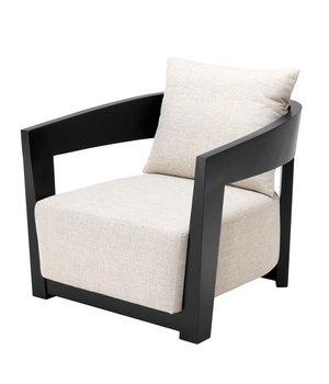 Eichholtz Chair 'Rubautelli' Loki Linen