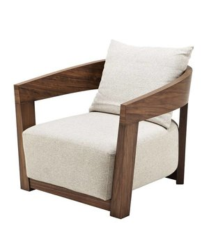 Eichholtz Chair 'Rubautelli' Loki Neutral