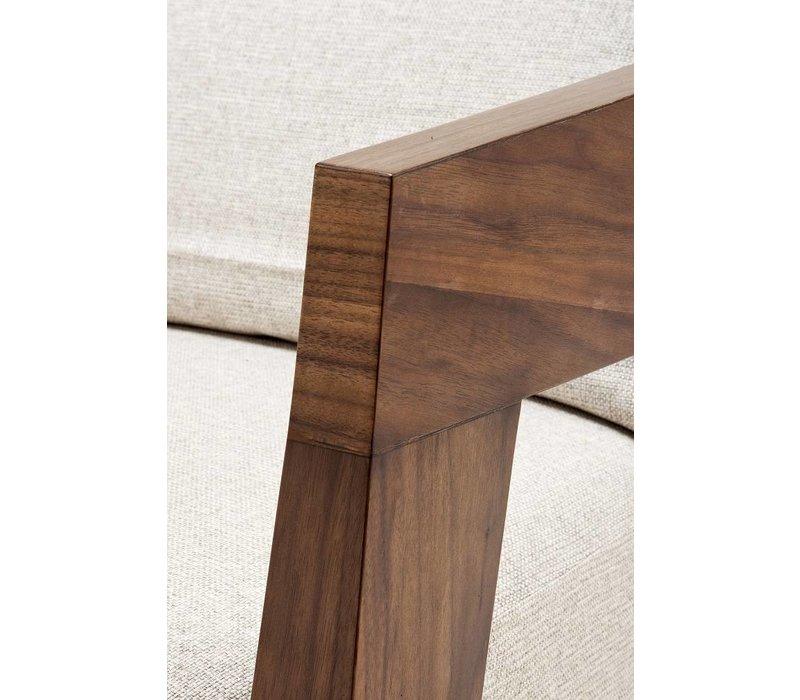 Chair 'Rubautelli' Loki Natural