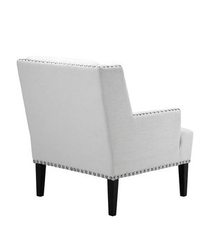 Eichholtz Club Chair 'Randall' White Linen