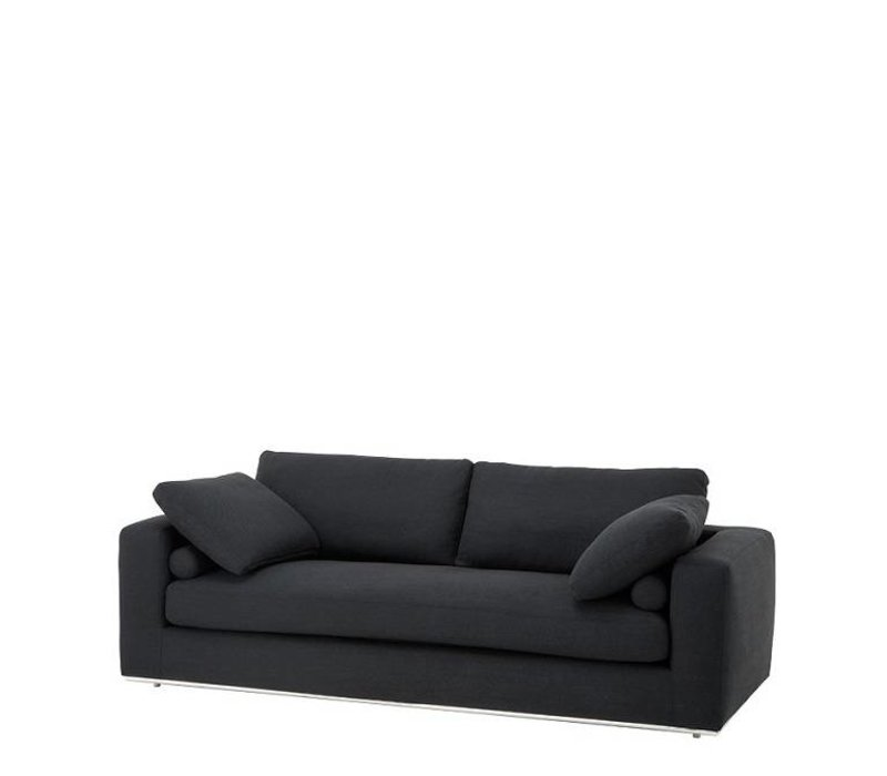 Sofa 'Atlanta' Panama Black