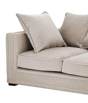 Eichholtz Sofa 'Menorca' Stone Grey