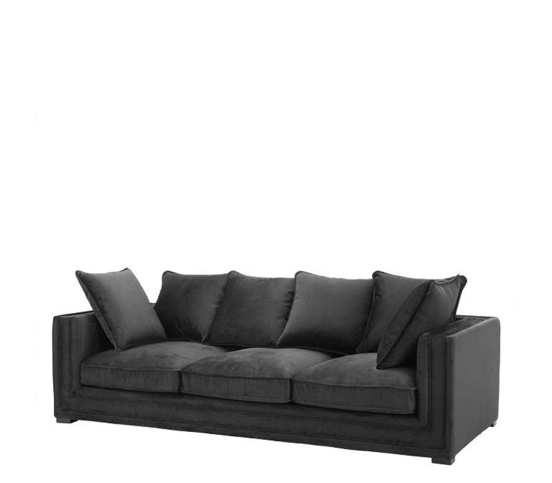 Sofa Menorca Jet Black