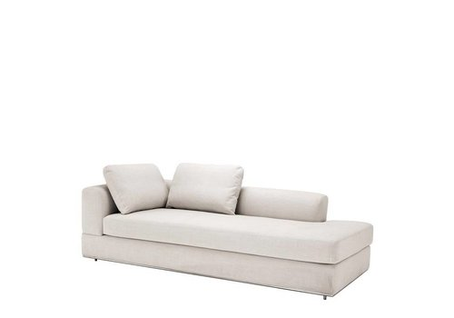 Eichholtz Sofa 'Canyon' Left Panama Neutral