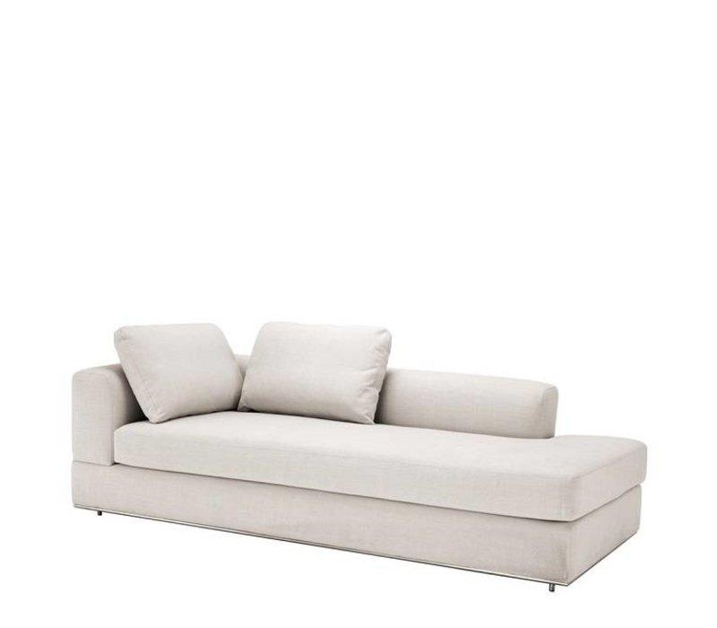 Sofa 'Canyon' Left Panama Neutral
