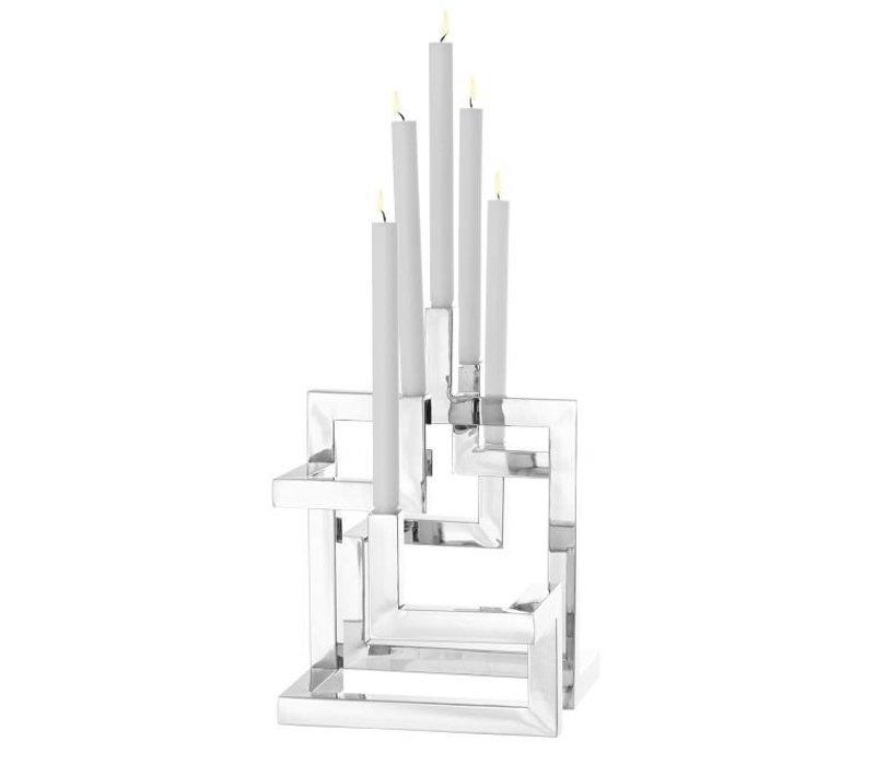 Hochglanz-Kerzenständer 'Skyline'