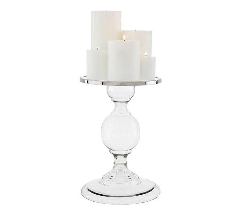 Hochglanz-Kerzenständer 'Providence L'