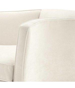 Eichholtz Chair 'Giulietta' Ecru Velvet