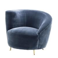 Chair 'Khan' Cameron faded blue