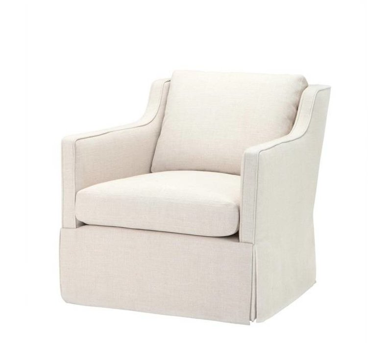 Chair 'Cliveden' Panama Natural