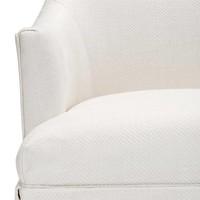 Chair 'Lucille' Linen herringbone