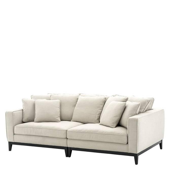stilvolles sofa 39 principe 39 der luxuri sen niederl ndischen marke eichholtz wilhelmina designs. Black Bedroom Furniture Sets. Home Design Ideas
