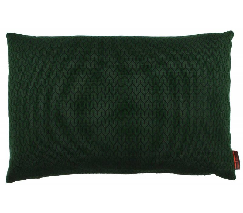 Cushion Stefan color Dark Green