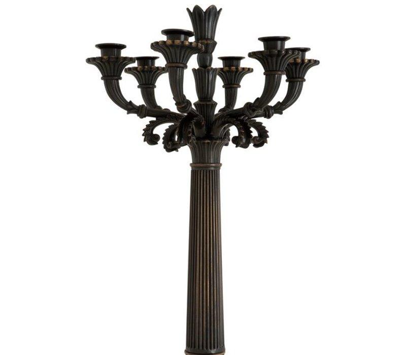 Candle Holder 'Jefferson Bronze'