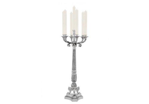 Eichholtz Kerzenständer 'Jefferson Silber'
