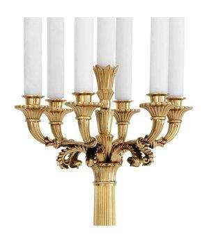 Eichholtz Candle Holder 'Jefferson Polished Brass'