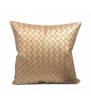 Dome Deco Cushion Rick in color Gold