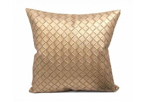 Dome Deco Cushion Rick Gold