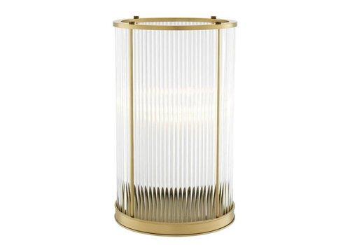 Eichholtz Windlicht 'Mayson L Antique Brass'