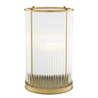 Windlicht 'Mayson M Antique Brass'